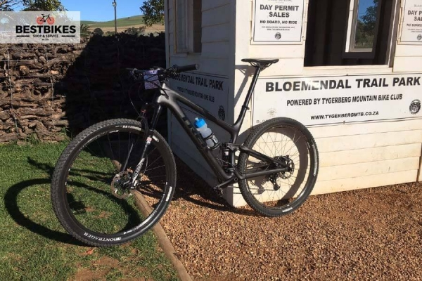 ME and MY TREK – Bloemendal ride