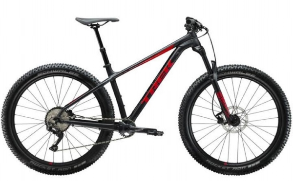 a8729b78738 The Roscoe 7 is the ideal entry-level trail mountain bike for riders who  want a hardtail that's lively and fun. Confidence-inspiring 27.5+ wheels  with ...